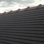 roofing coping tiles
